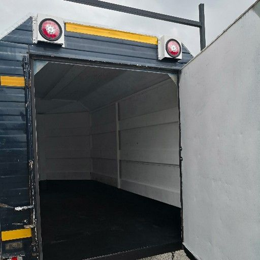 Venter traveller box trailer