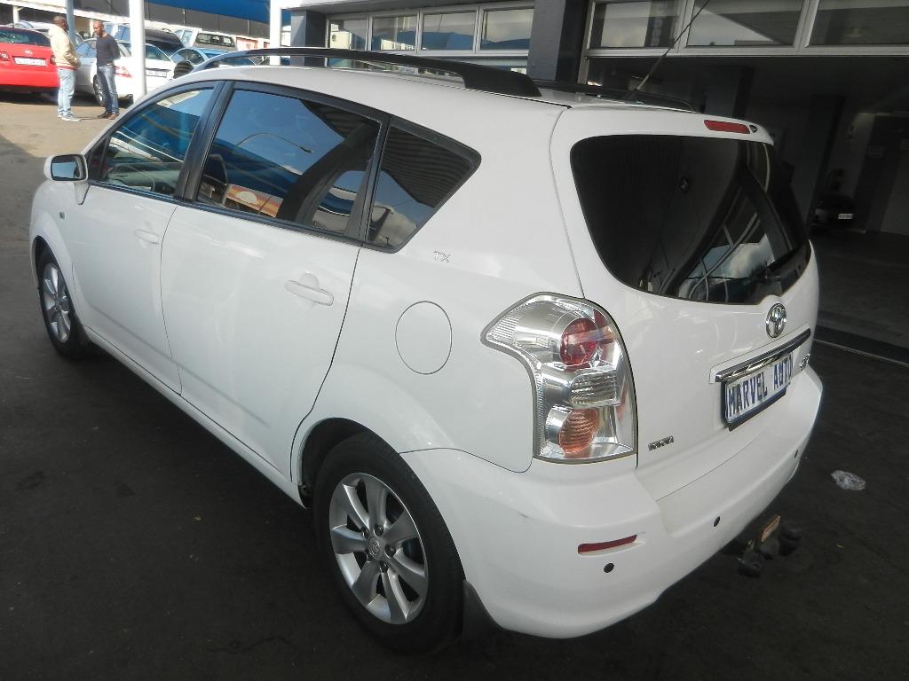 2008 Toyota Verso 1.8 TX