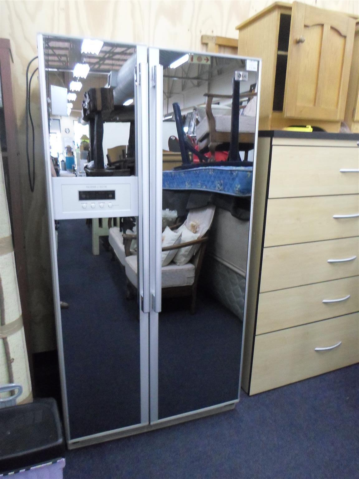 LG Double Door Fridge / Freezer - C033047389-1