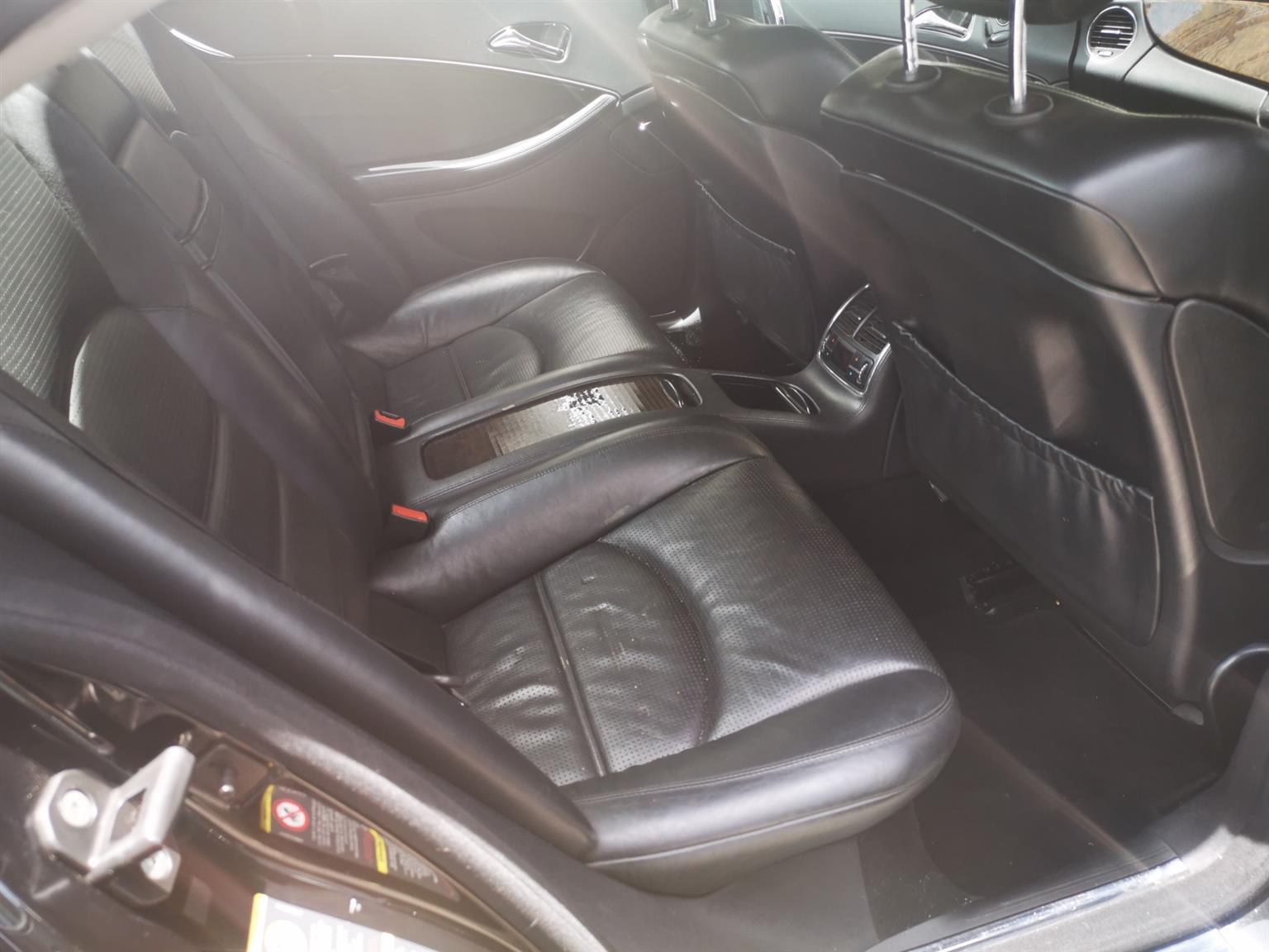 2005 Mercedes Benz CLS 55 AMG