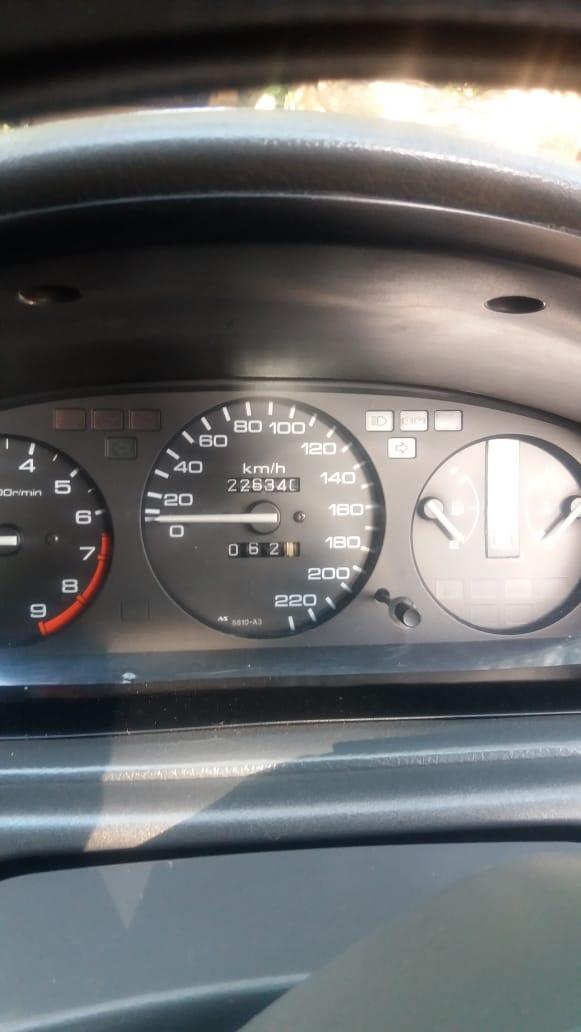 1992 Honda Ballade 1.5 Comfort automatic