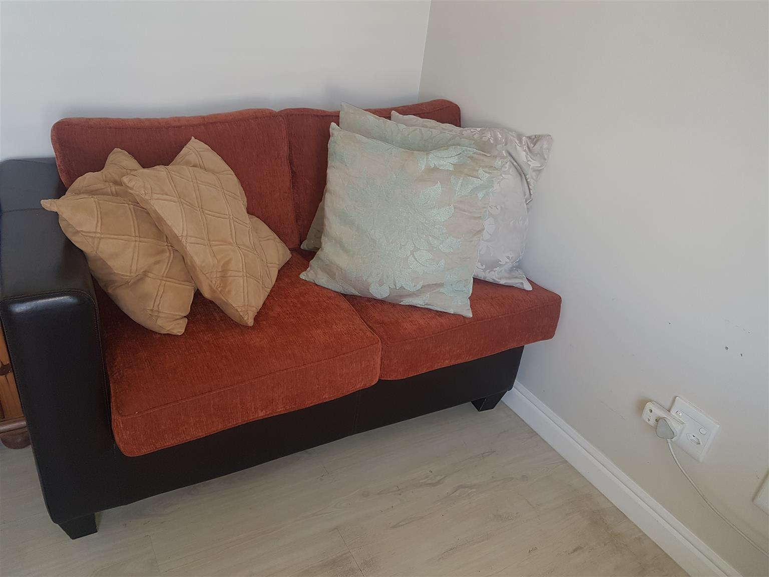 2 seater corner sofa for sale