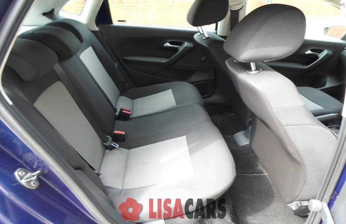 VW Polo hatch 1.2TSI Comfortline