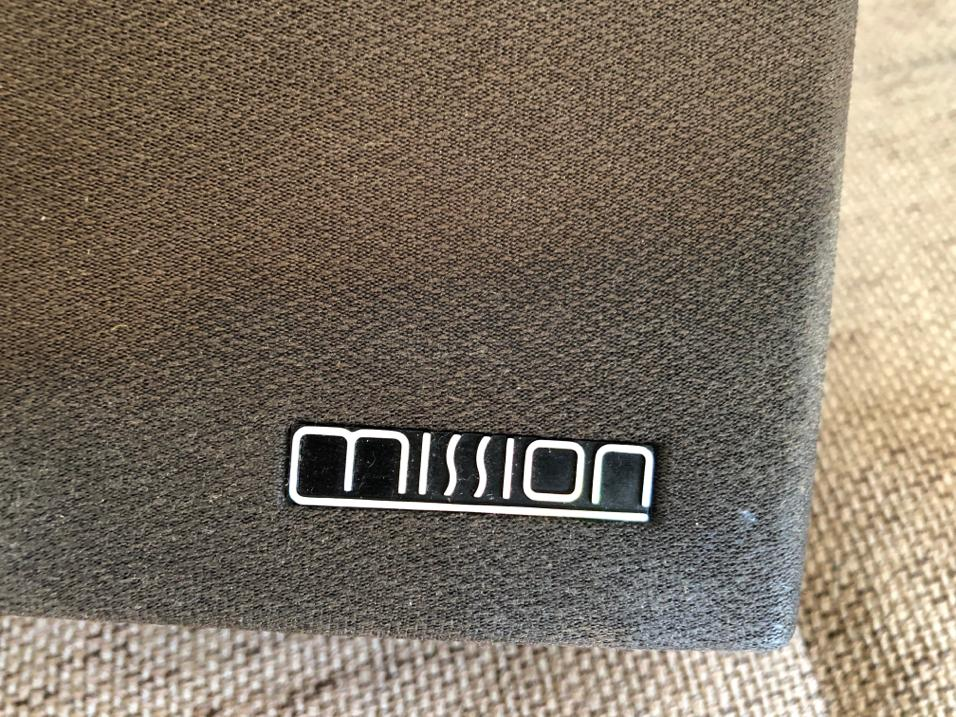 Mission m7c1 centre channel loudspeaker - Another winner from Mission accomplished!