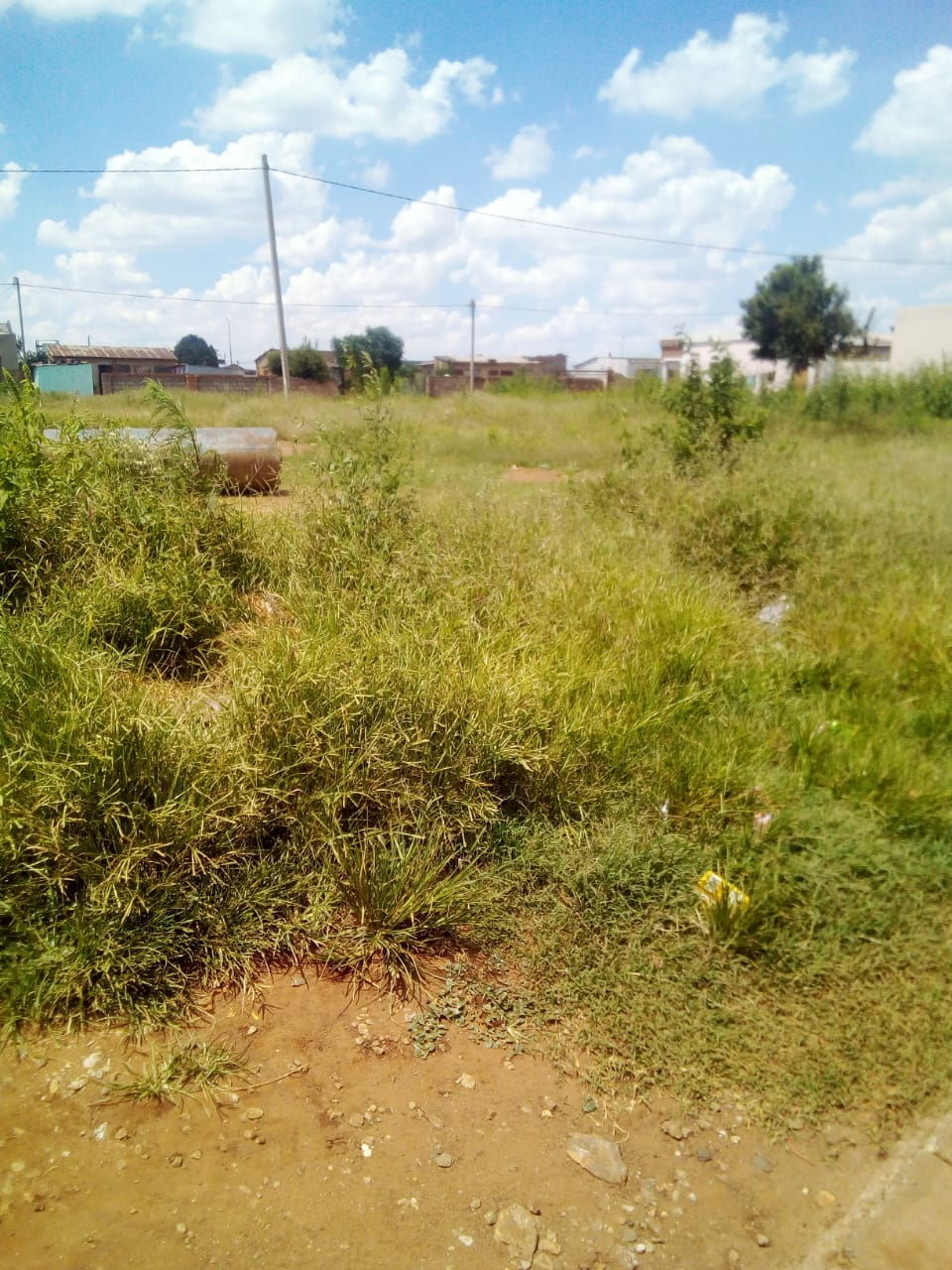 #Residential Vacant stand in Katlehong for sale