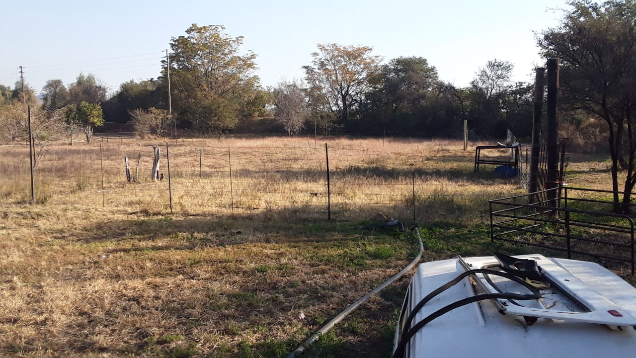 Most suited for vegetables, cut flowers or green pastures situated in Kameeldrift West.