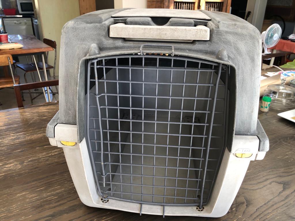 Pet Travel Box - Dimensions:50 x 70 x 50cm (Lxwxh)
