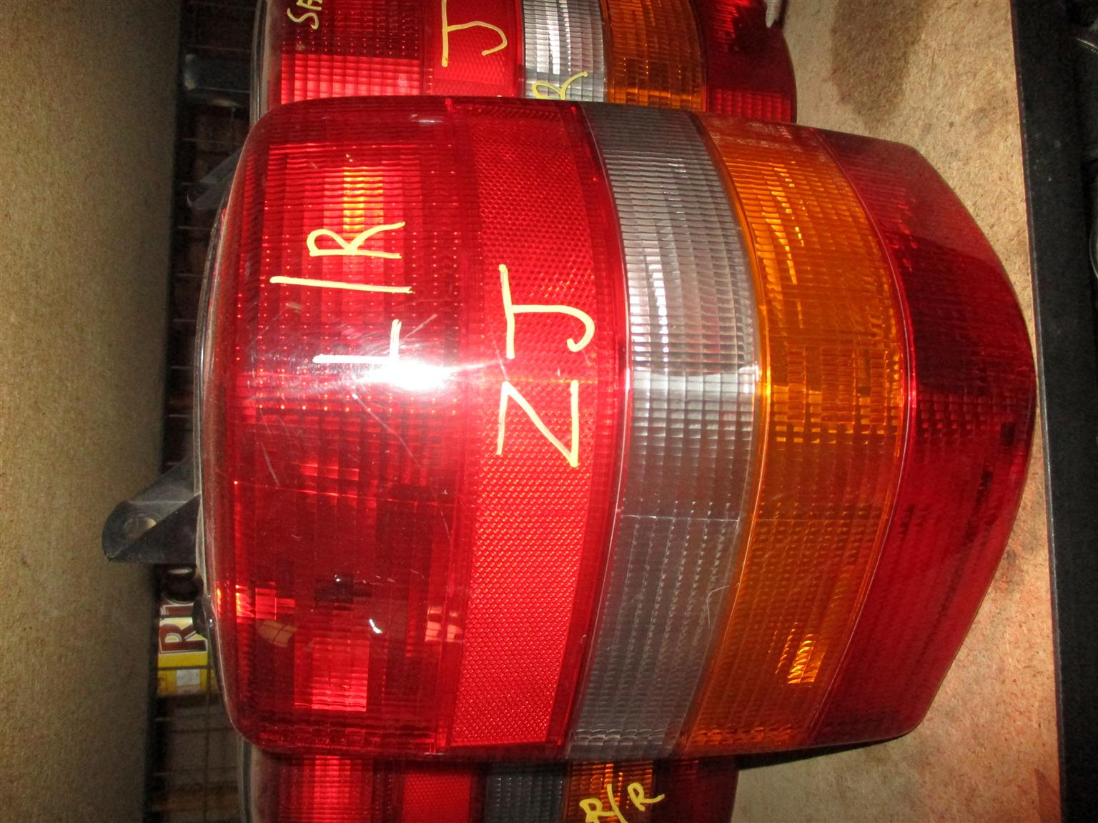 Jeep Grand Cherokee Zj Used Replacement Tail Lights