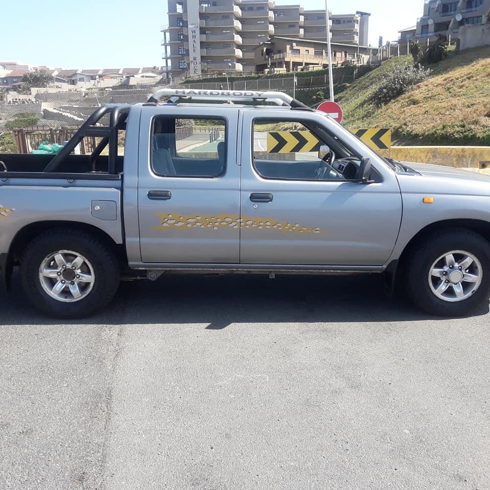 2002 Nissan Hardbody 2.4 16V