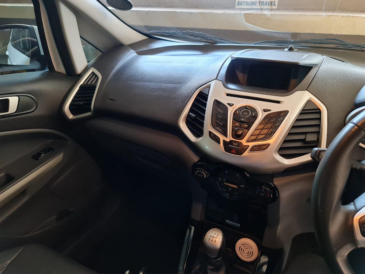 2016 Ford Ecosport 1.0 EcoBoost Titanium