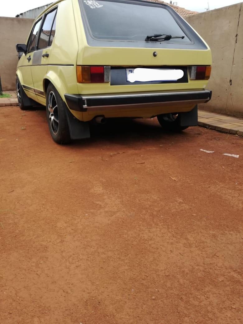 1978 VW Citi CITI CHICO 1.4