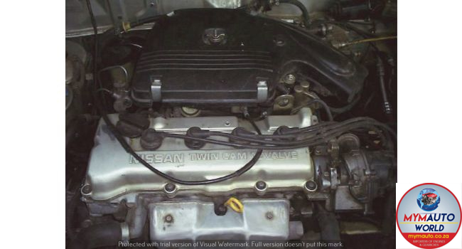 IMPORTED USED NISSAN SUNNY/SENTRA 1.3L GA13 ENGINE FOR SALE AT MYM AUTOWORLD