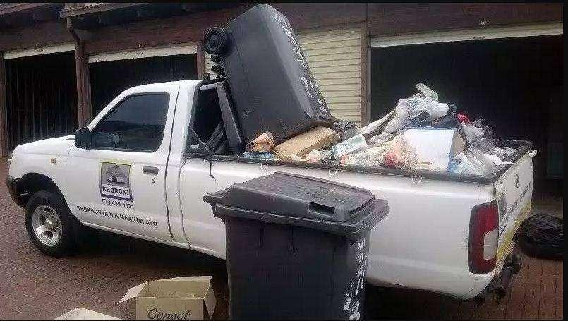 Chris rubbish removals & tree felling