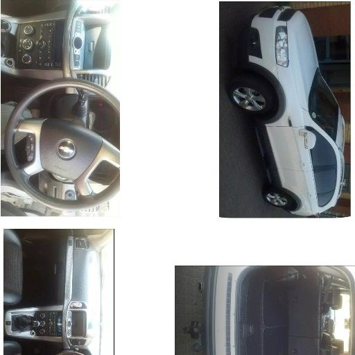 2013 Chevrolet Captiva 2.4 AWD LT