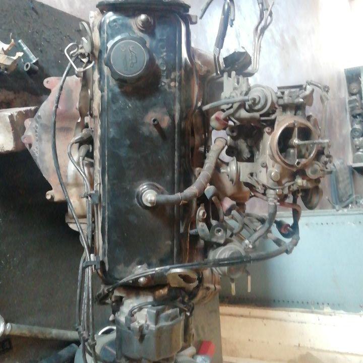 Toyota Tazz 1.3 Engine 12 valve