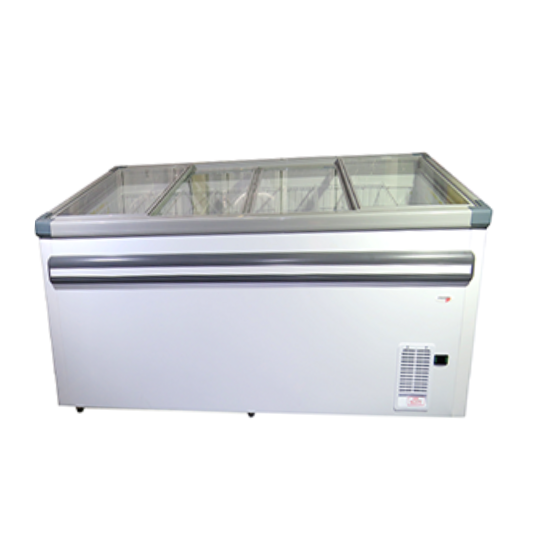 Freezer Island Visi Top 1250LT VS2500 2.5m