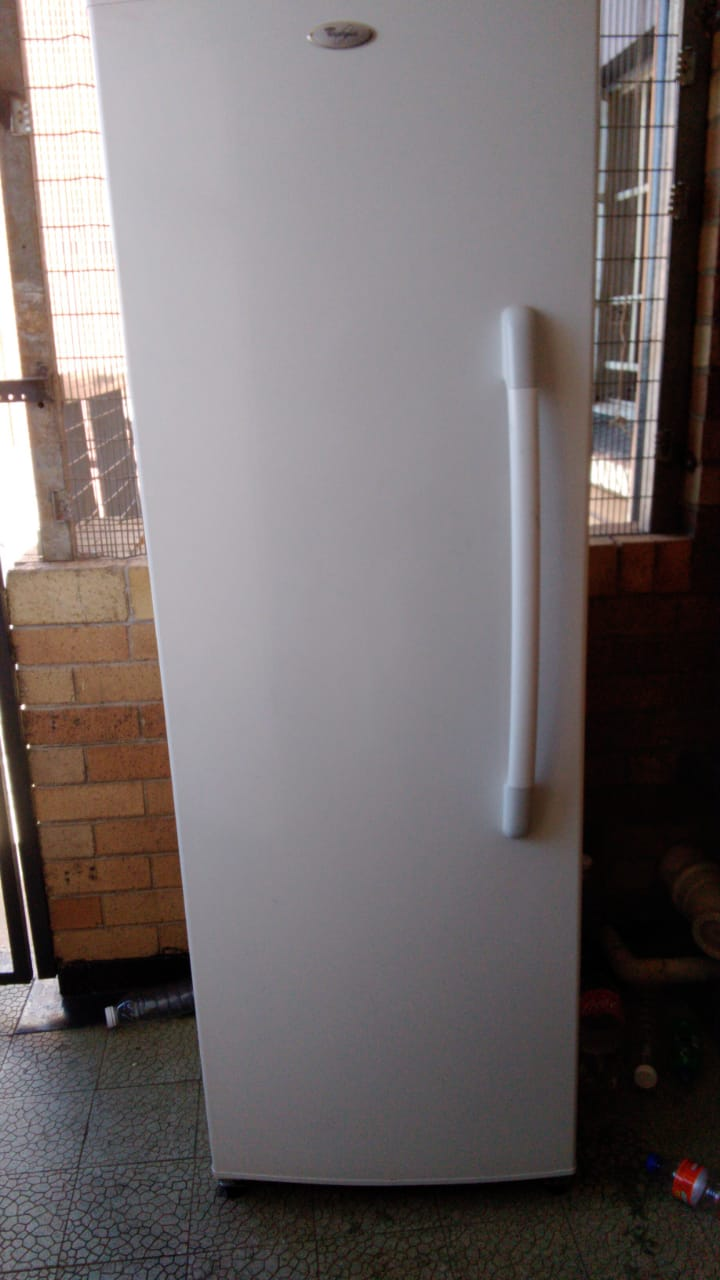 Whirlpool Upright Freezer