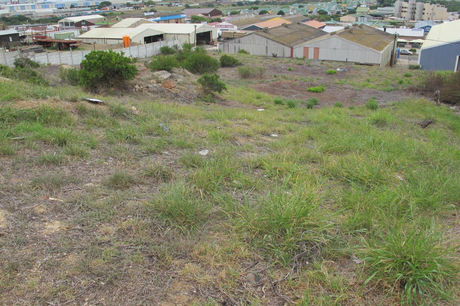 Vacant Land Commercial For Sale in Voorbaai
