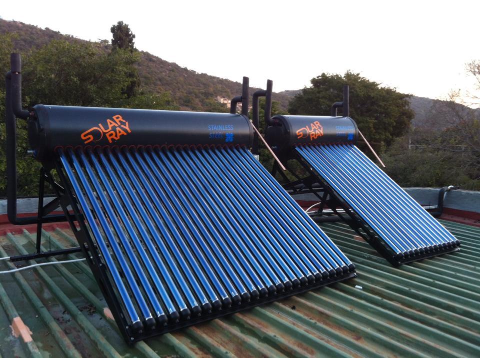 Solar Geysers Installations Junk Mail