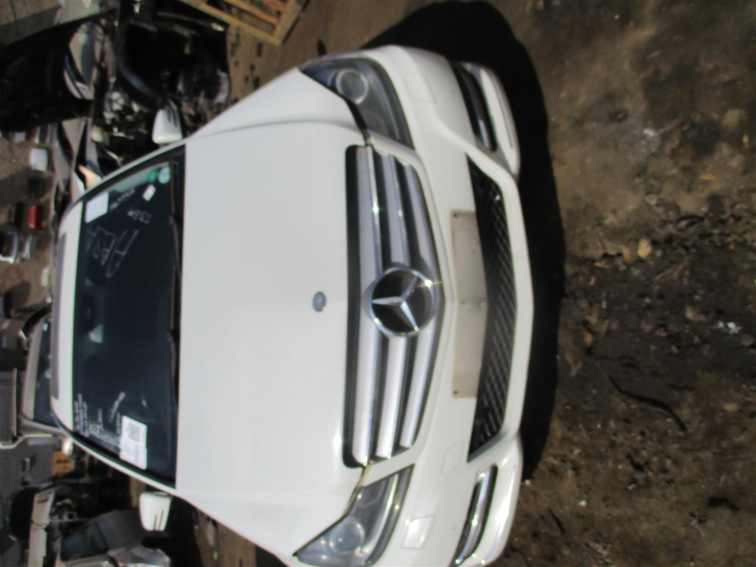 Mercedes Benz c250 cdi avantgrade 2012 sedan stripping for spares !!