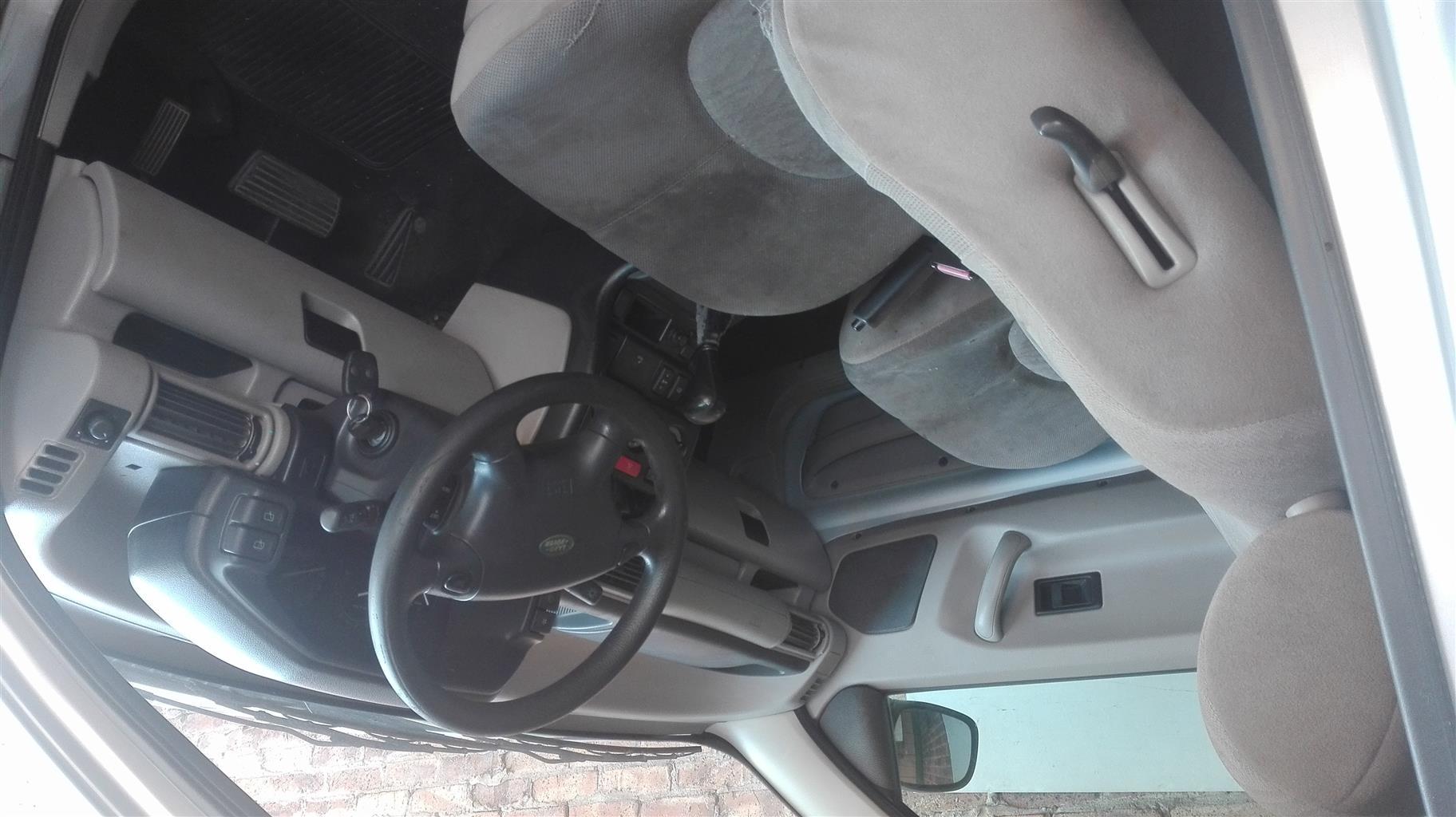 2003 Land Rover Freelander 2.0 Td4 3 door SE