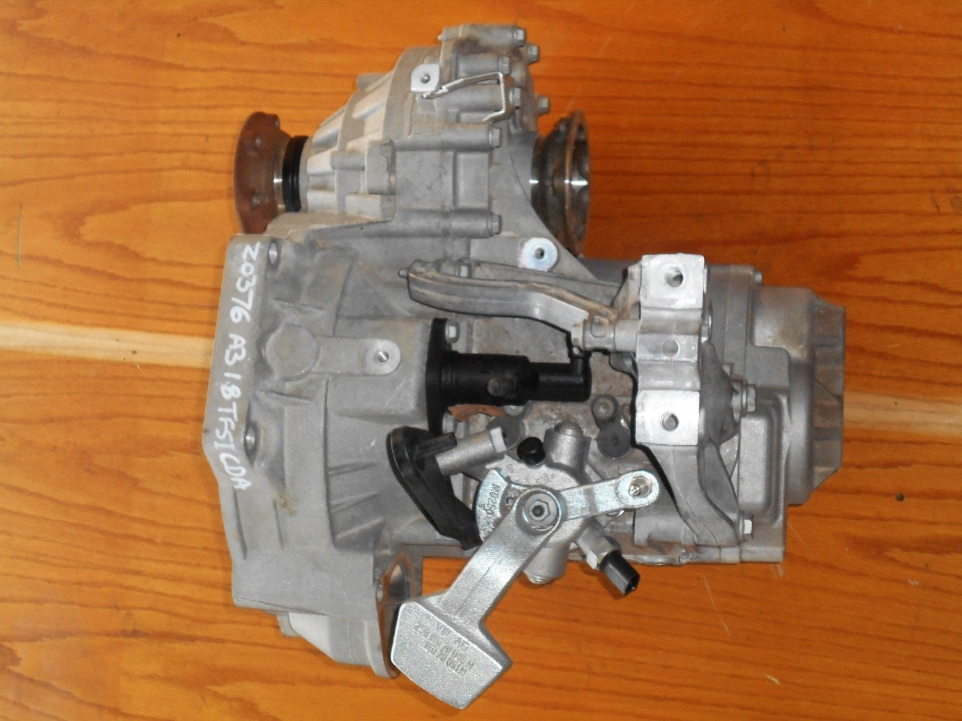 Audi A3 1.8 TFSI CDA Gearbox for sale | Junk Mail