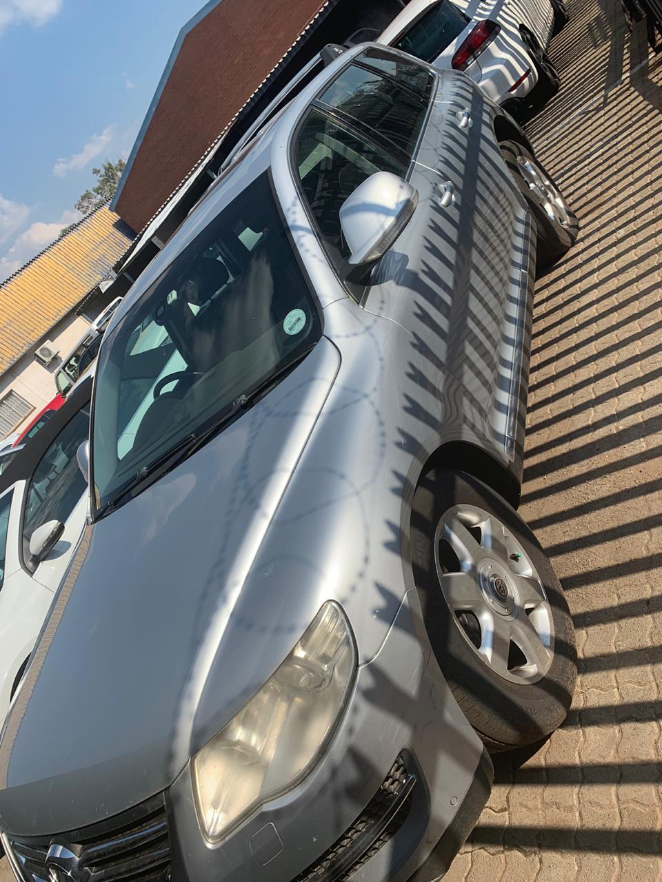 2008 VW Touareg V10 TDI