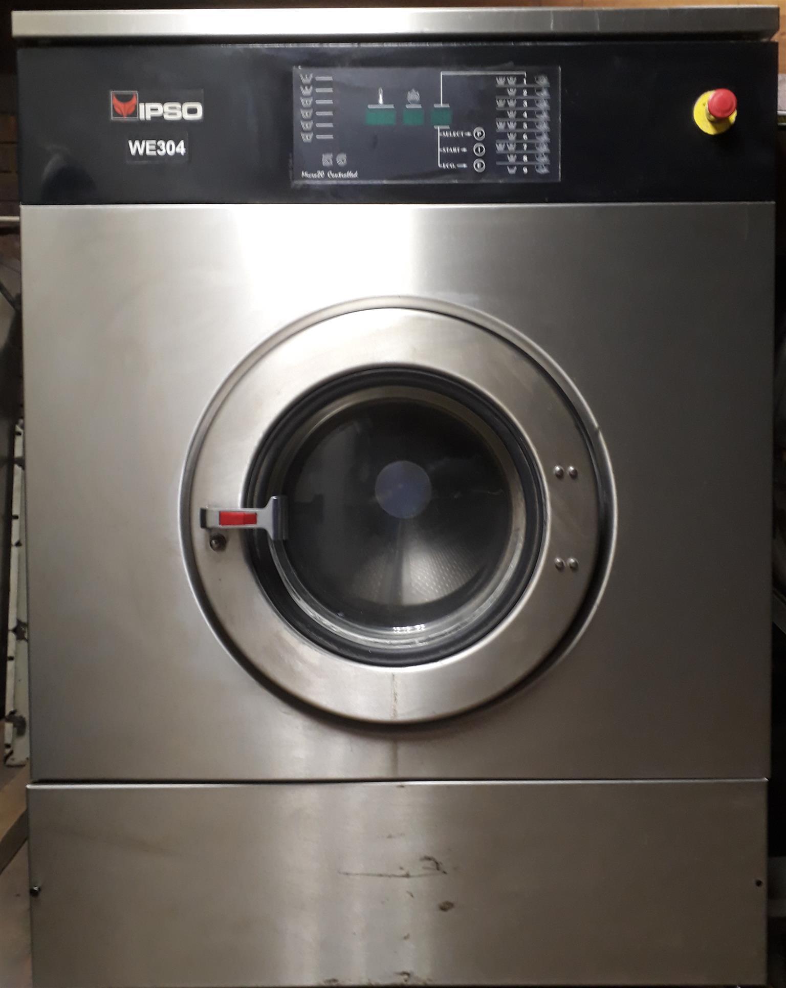 Industrial Laundry washing machine 30Kg (IPSO)