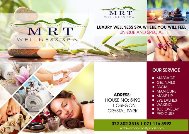 Luxury Wellness Spa where you will feel unique and special