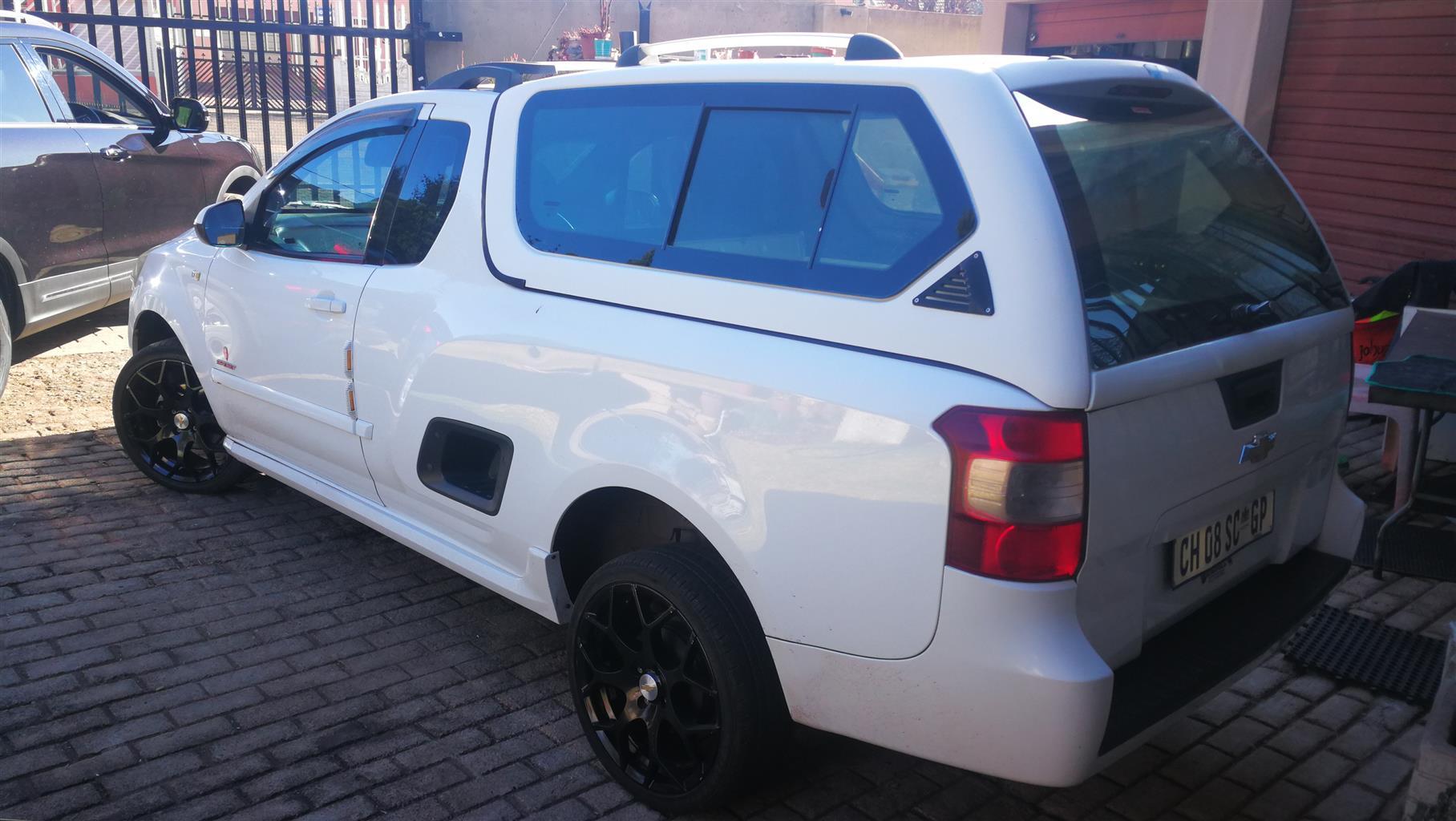 2013 Chevrolet Utility 1.4 Sport