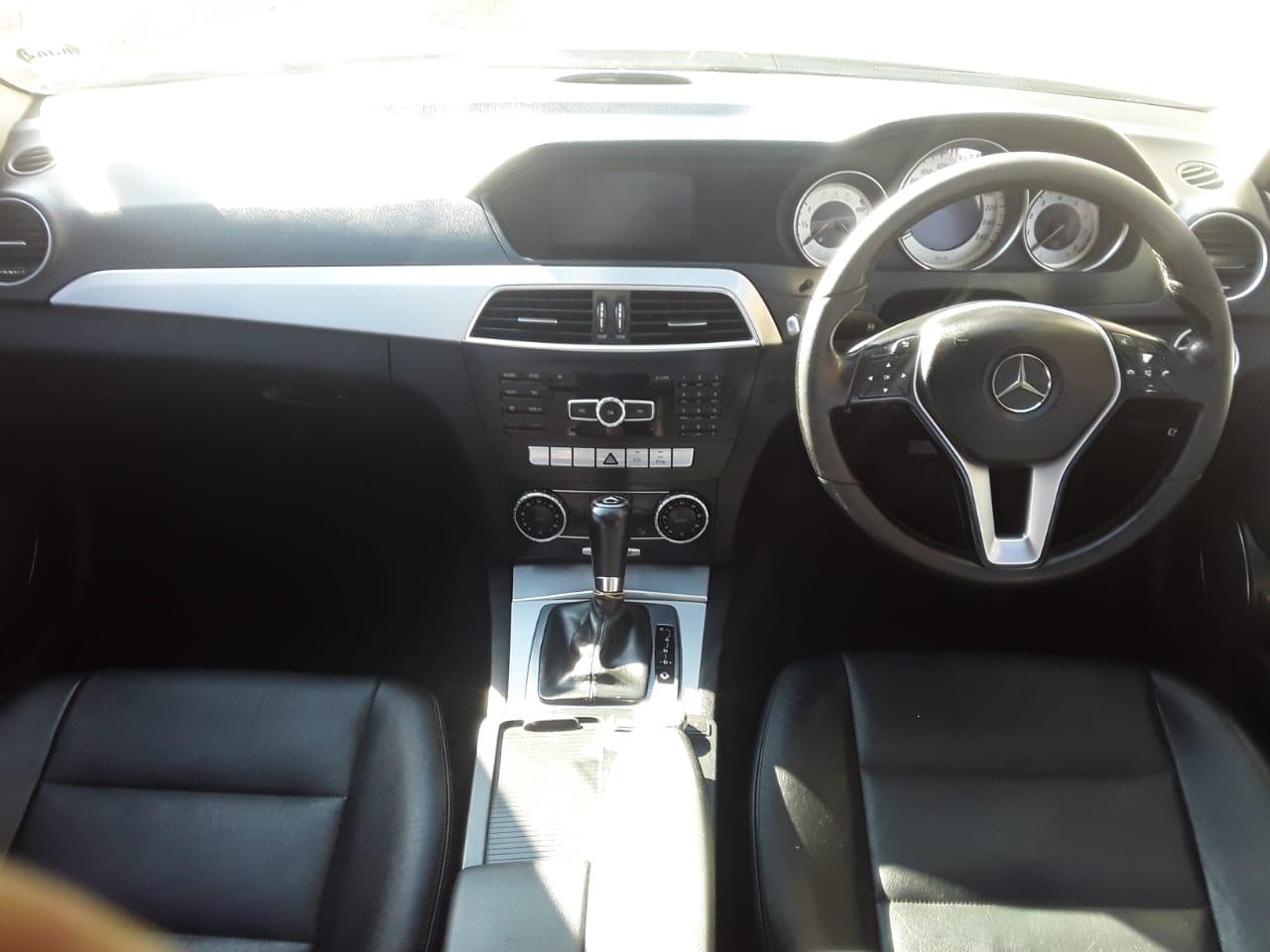 2013 Mercedes Benz 180C