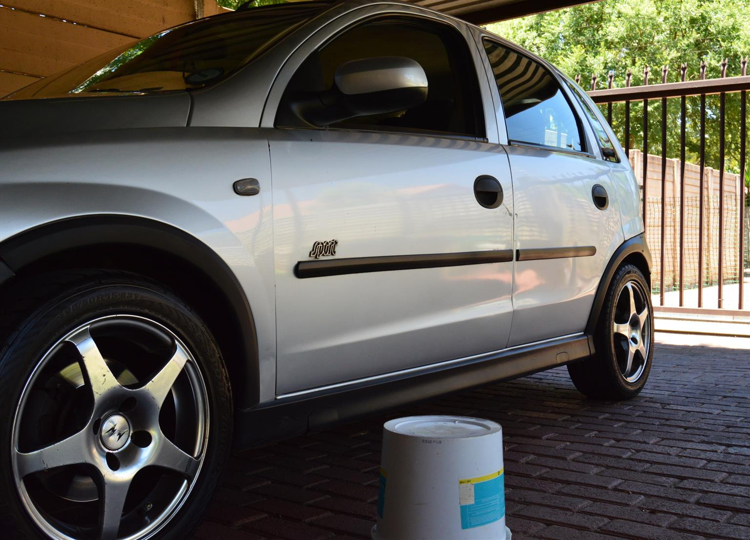 Opel Corsa hatch 5-door