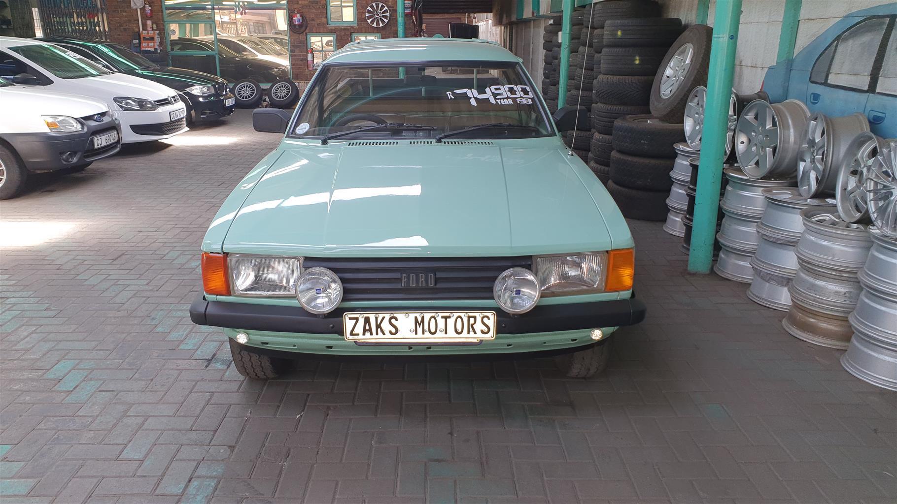 1981 Ford Cortina