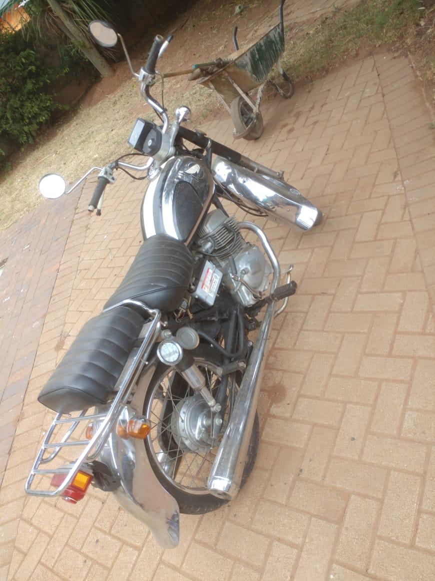 Honda CD 185
