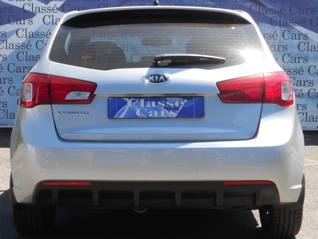 2012 Kia Cerato 1.6 EX 5 door