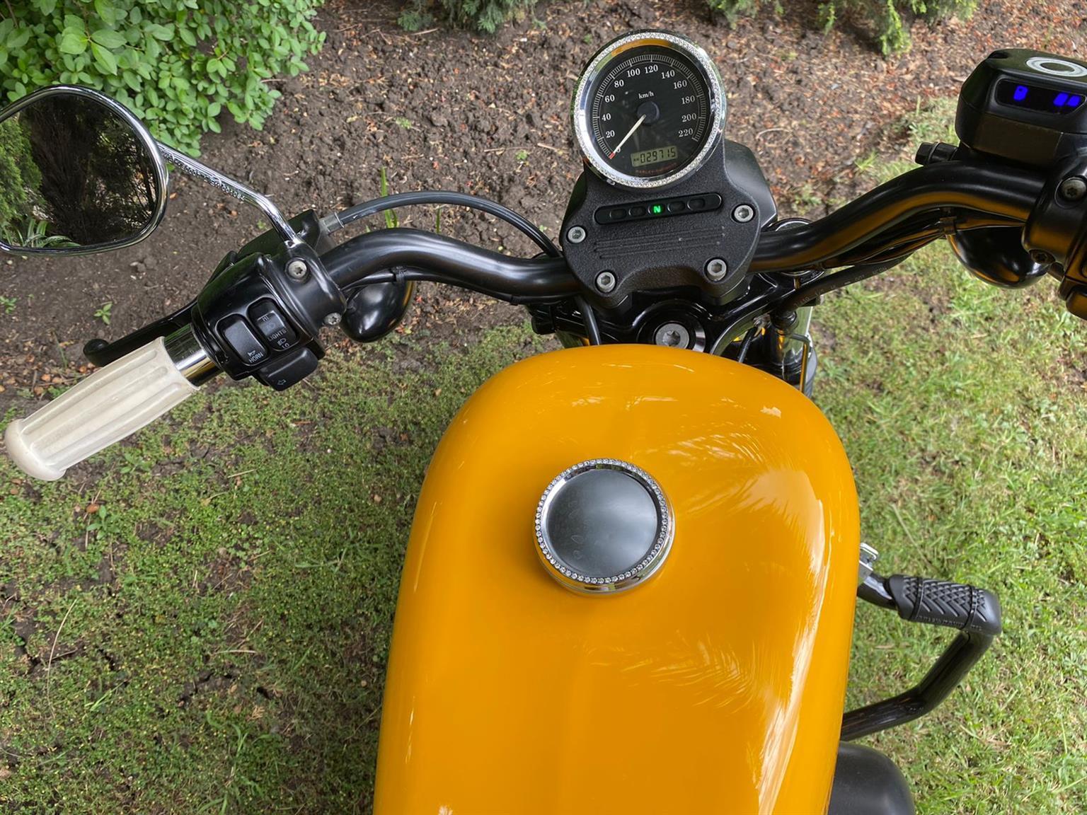 Harley Davidson Sportster 883 - 2011