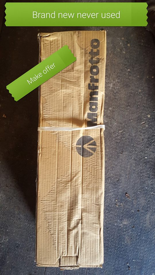 Manfrotto for sale