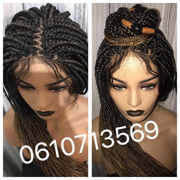 Braid wigs