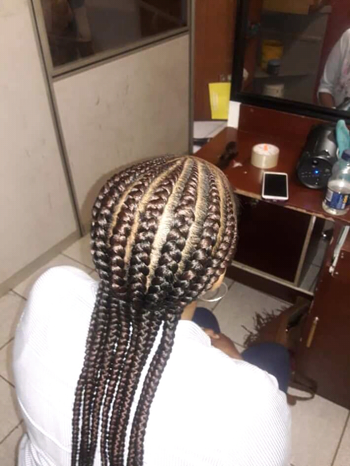 Cornrows from 150 call or whatsapp 0620279427