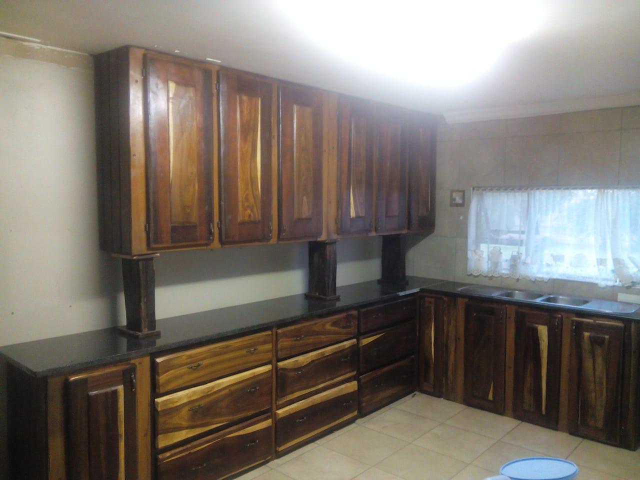 Sleeper Kitchen Cupboards