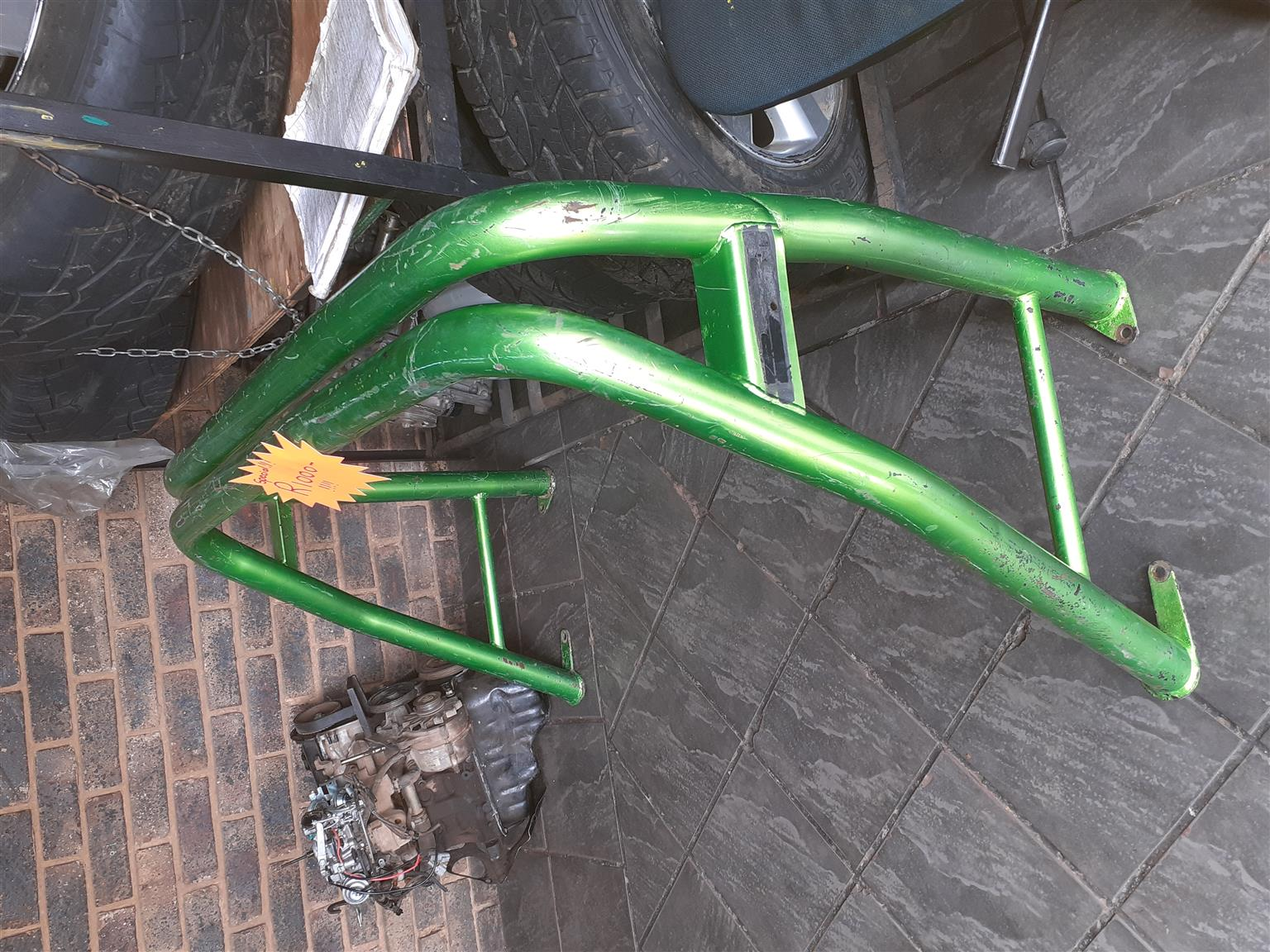 Roll Bar for sale