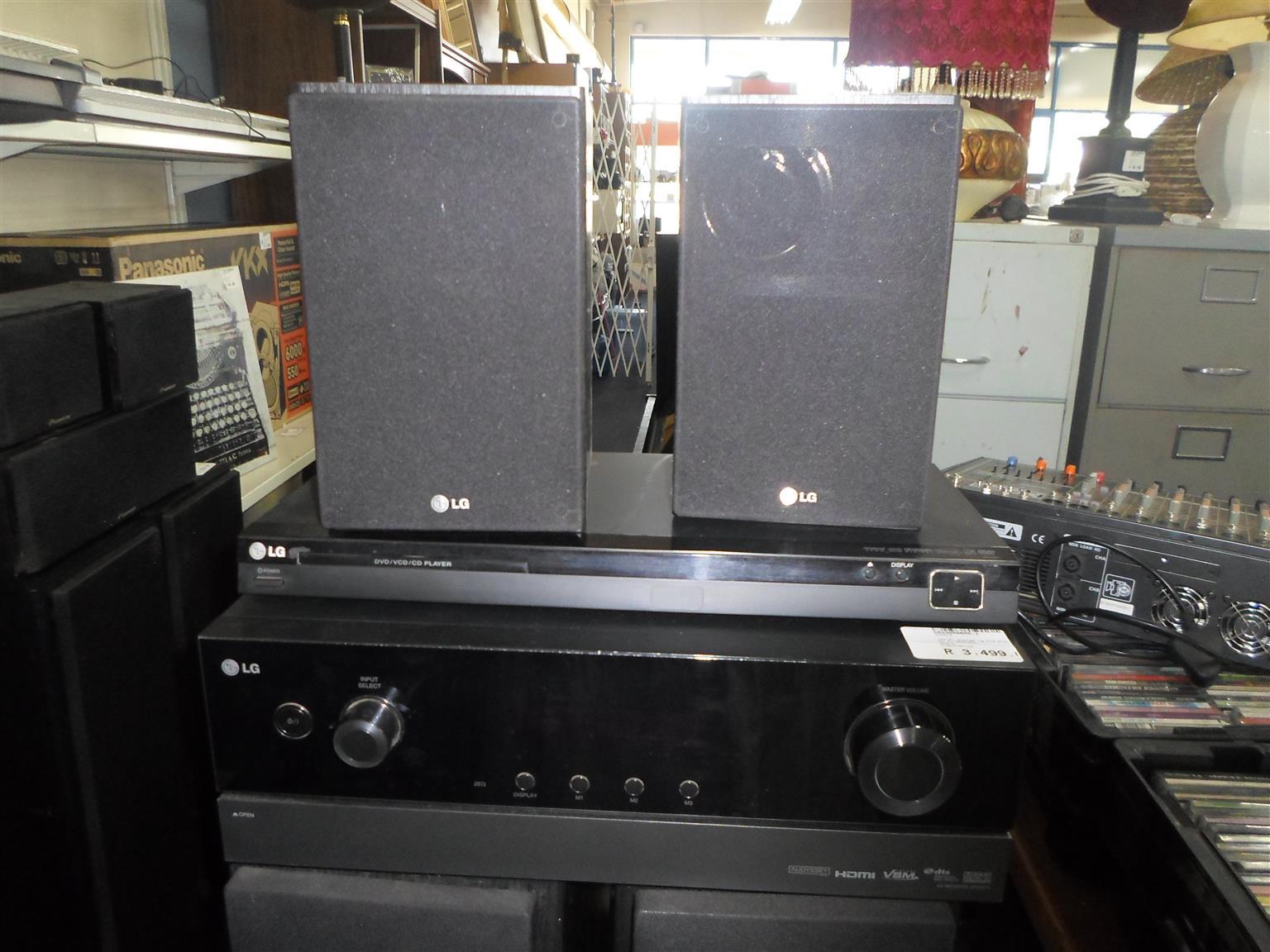 LG Hifi System - C033050655-1