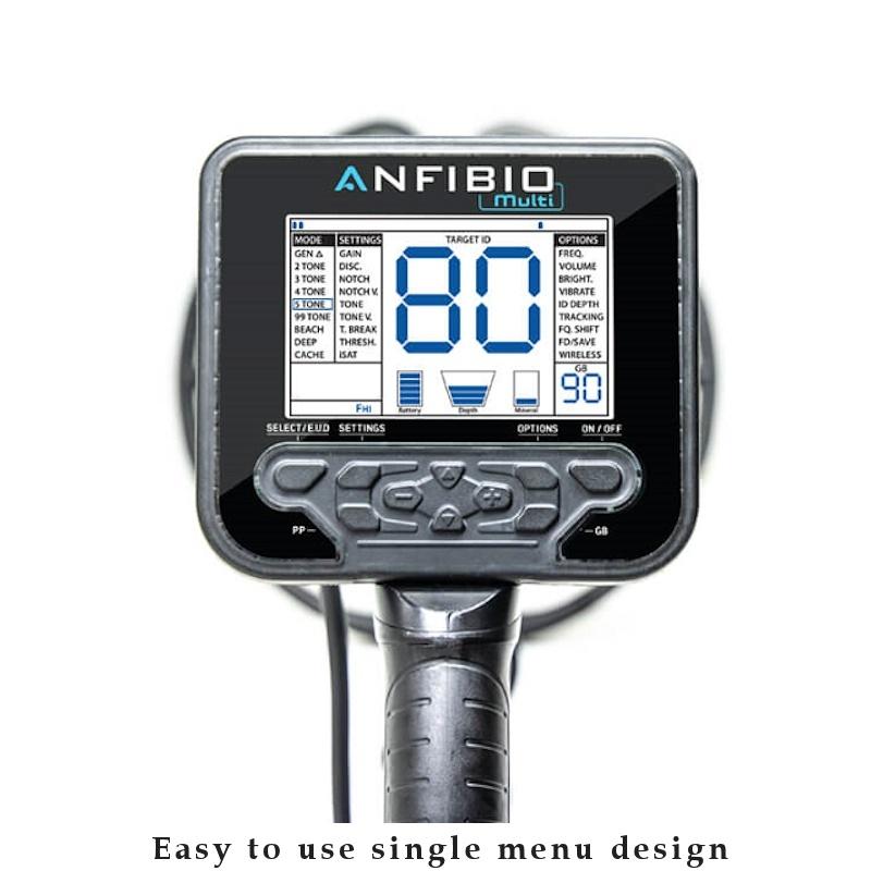 Nokta Anfibio Metal Detector