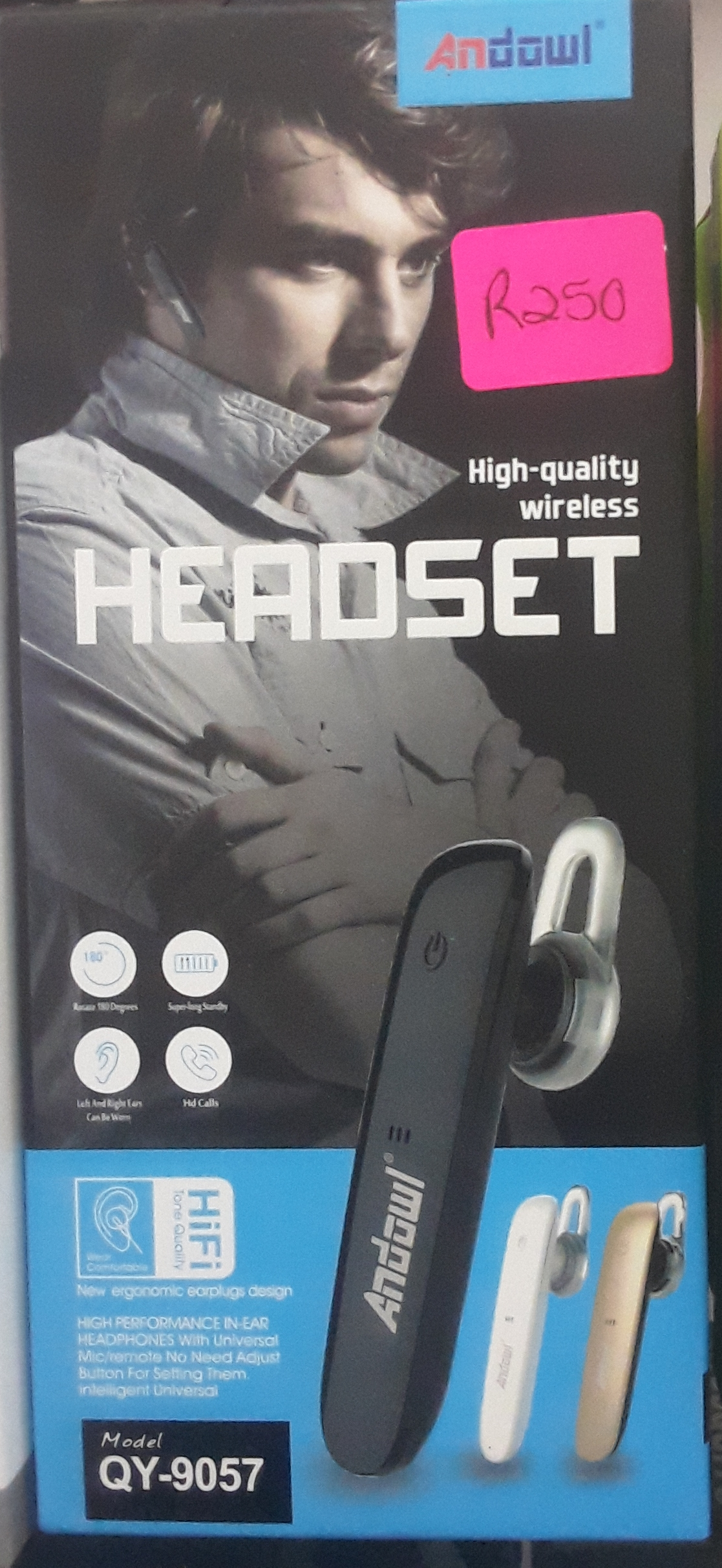 Mid Month Specials Headphones, Smart Bracelets