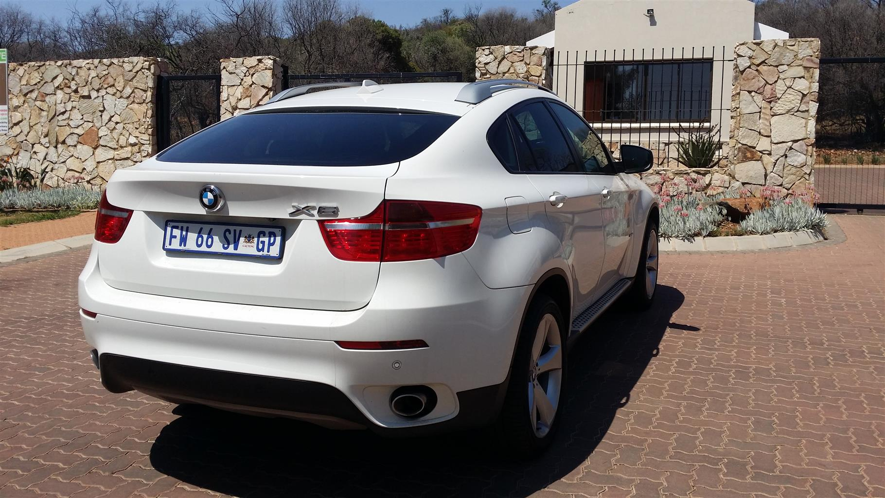 2012 BMW X6 xDrive40d M Sport