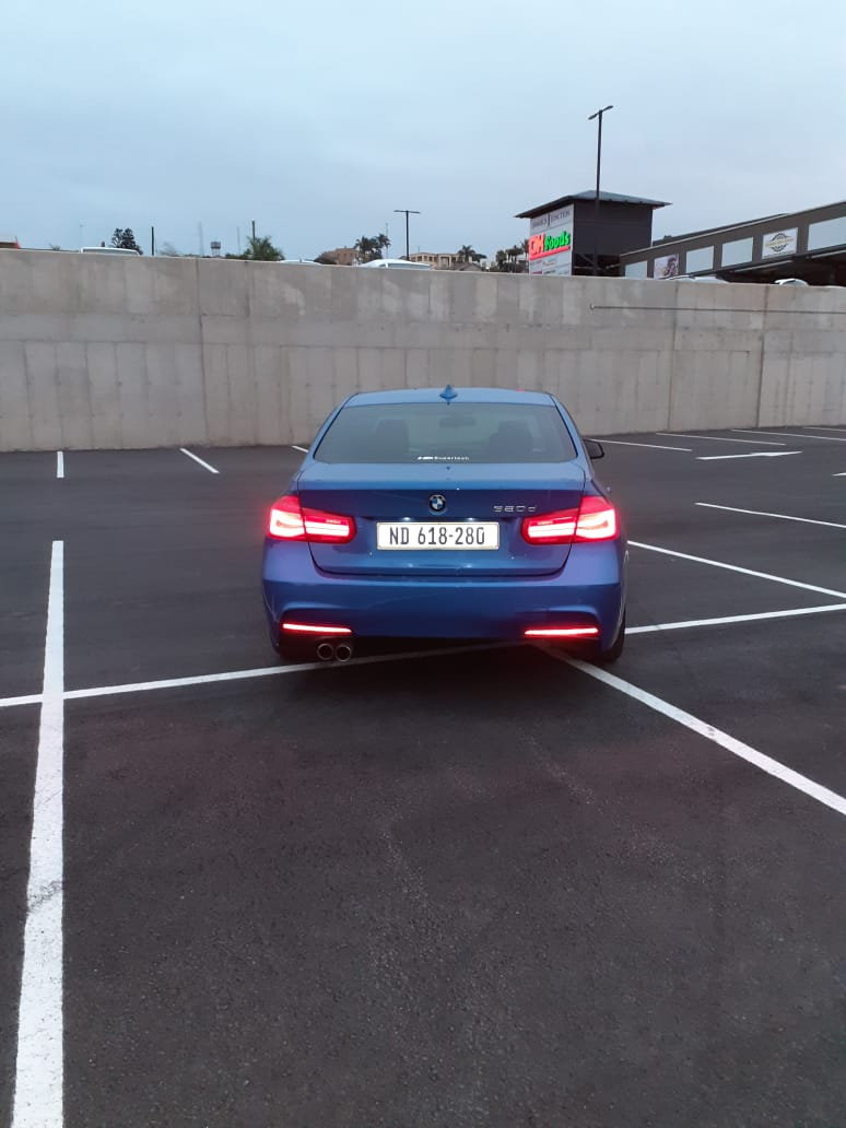 2017 BMW 3 Series sedan 320D A/T (G20)