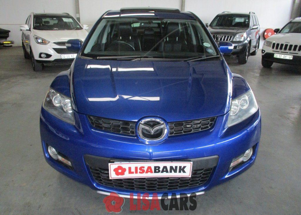 2008 Mazda RX-7