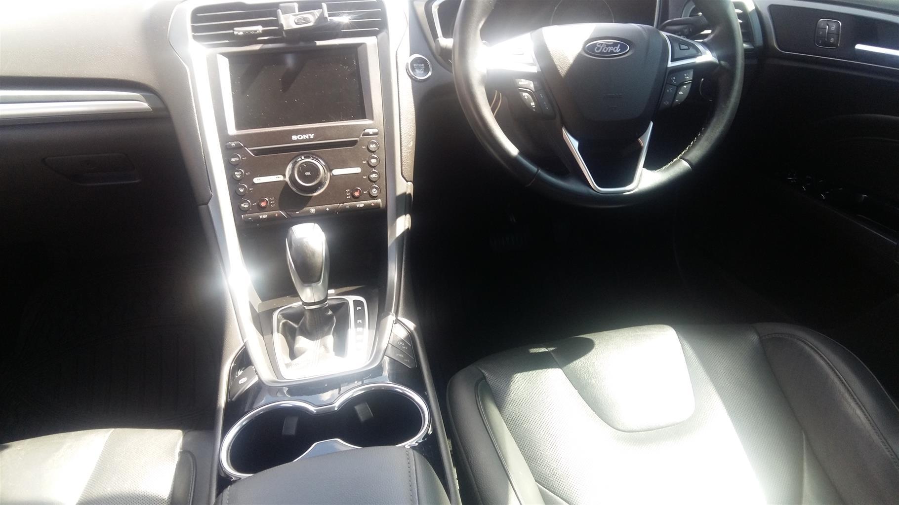 2015 Ford Fusion 2.0TDCi Titanium