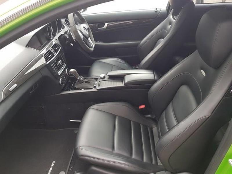 2015 Mercedes Benz C Class C63 AMG coupé Performance