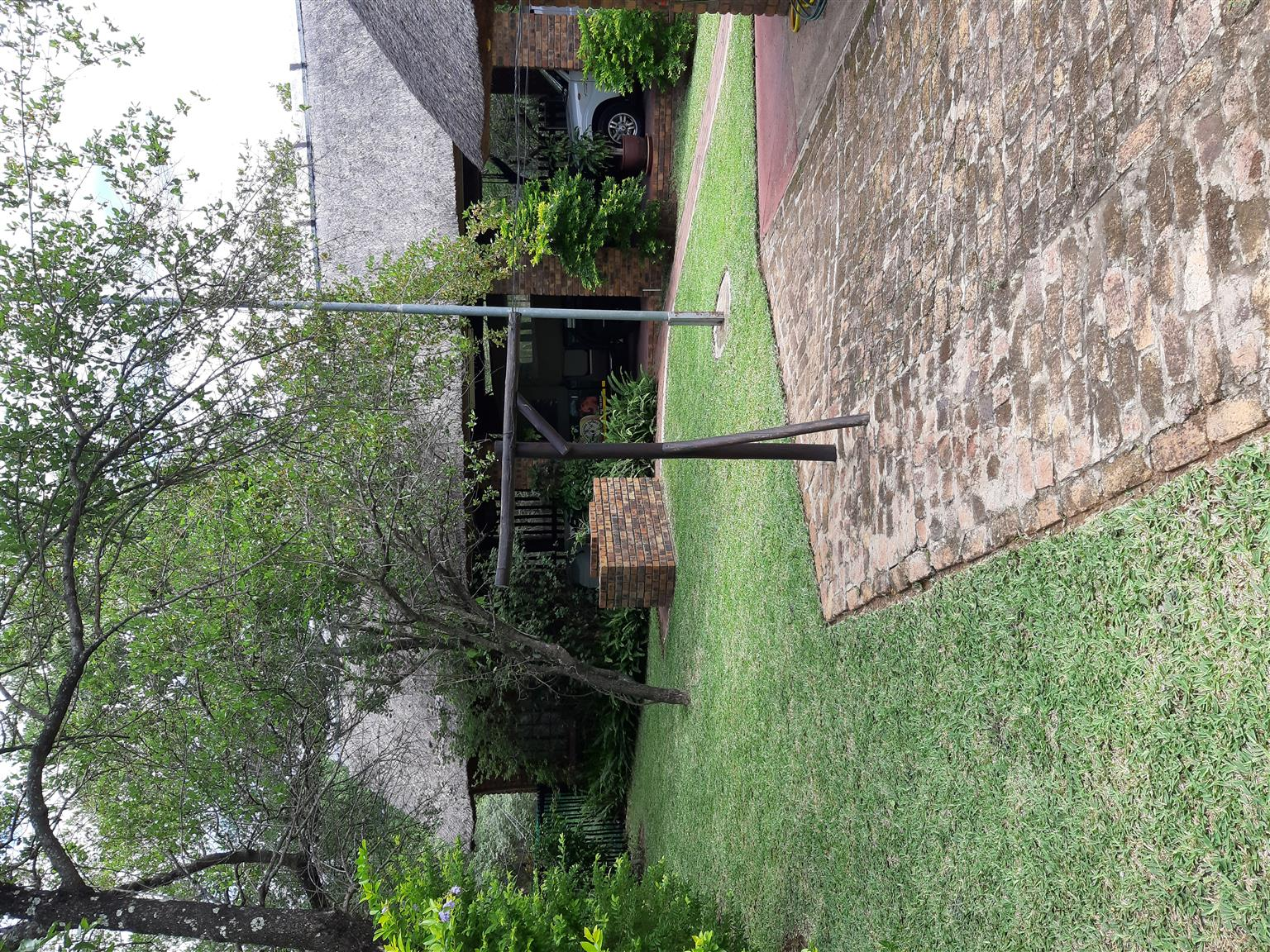 This is a jewel property looking into Kruger National Park